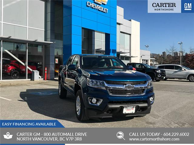 2019 Chevrolet Colorado LT (Stk: 9CL65590) in North Vancouver - Image 1 of 13
