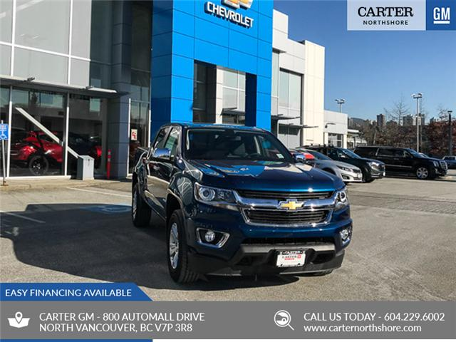 2019 Chevrolet Colorado LT (Stk: 9CL78890) in North Vancouver - Image 1 of 13