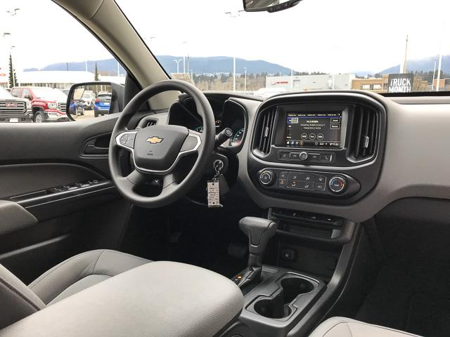 2019 Chevrolet Colorado WT (Stk: 9CL17720) in North Vancouver - Image 4 of 13