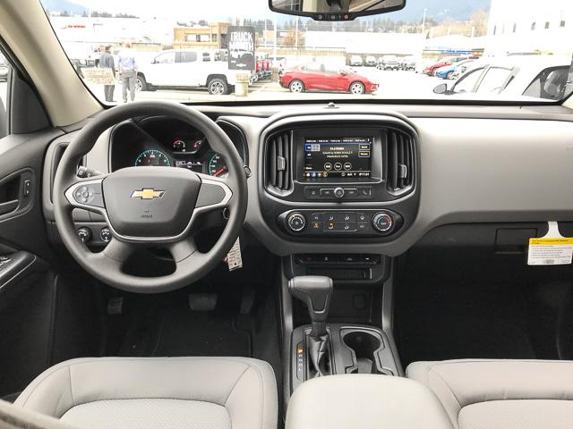 2019 Chevrolet Colorado WT (Stk: 9CL17720) in North Vancouver - Image 9 of 13