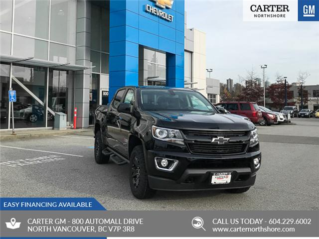 2019 Chevrolet Colorado Z71 (Stk: 9CL45920) in North Vancouver - Image 1 of 13