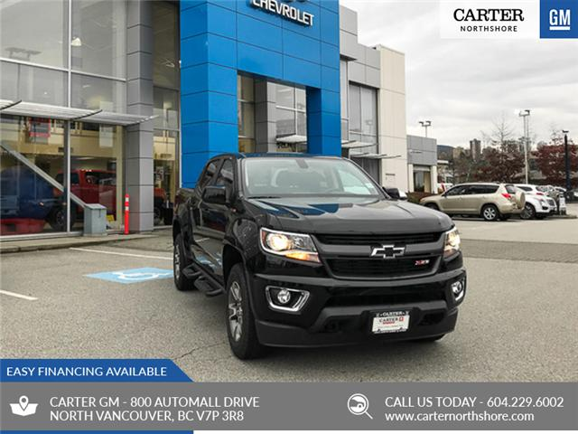 2019 Chevrolet Colorado Z71 (Stk: 9CL19720) in North Vancouver - Image 1 of 13