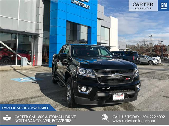 2019 Chevrolet Colorado Z71 (Stk: 9CL25950) in North Vancouver - Image 1 of 13