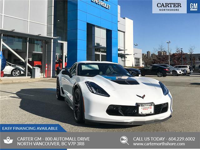 2019 Chevrolet Corvette Z06 (Stk: 9CV35500) in North Vancouver - Image 1 of 11