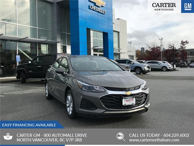 2019 Chevrolet Cruze LT (Stk: 9C24130) in North Vancouver - Image 1 of 13