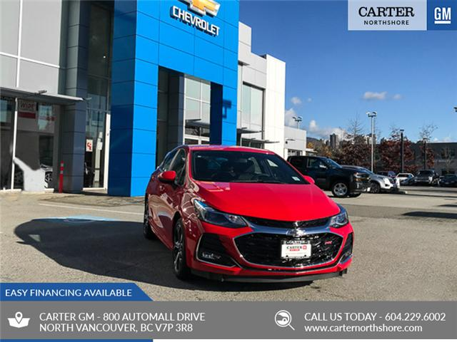 2019 Chevrolet Cruze LT (Stk: 9C44570) in North Vancouver - Image 1 of 13