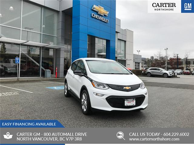 2019 Chevrolet Bolt EV LT (Stk: 9B83760) in North Vancouver - Image 1 of 13