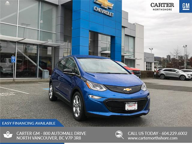 2019 Chevrolet Bolt EV LT (Stk: 9B76940) in North Vancouver - Image 1 of 13