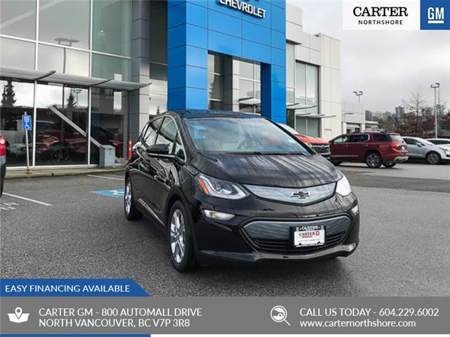 2019 Chevrolet Bolt EV LT (Stk: 9B90460) in North Vancouver - Image 1 of 13