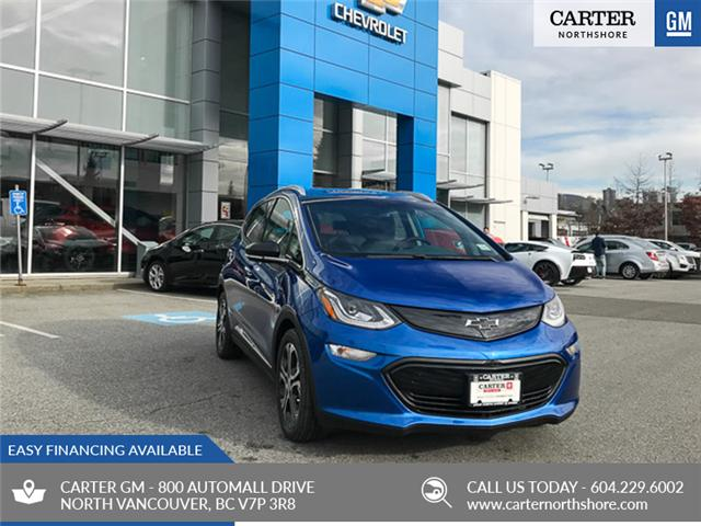 2019 Chevrolet Bolt EV Premier (Stk: 9B72420) in North Vancouver - Image 1 of 13