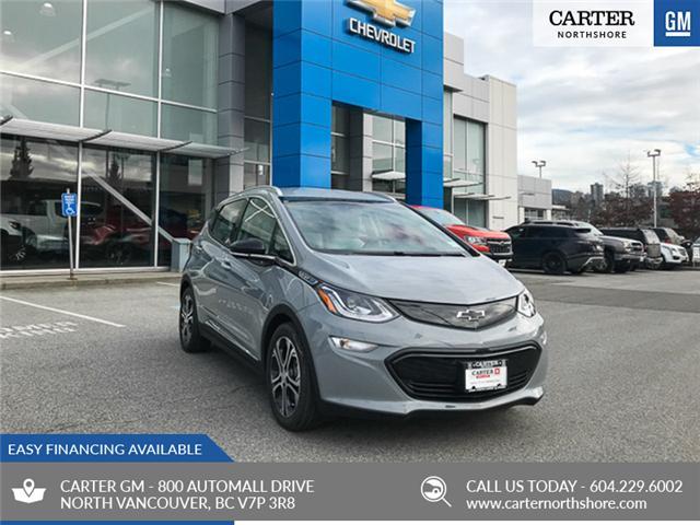 2019 Chevrolet Bolt EV Premier (Stk: 9B72470) in North Vancouver - Image 1 of 11