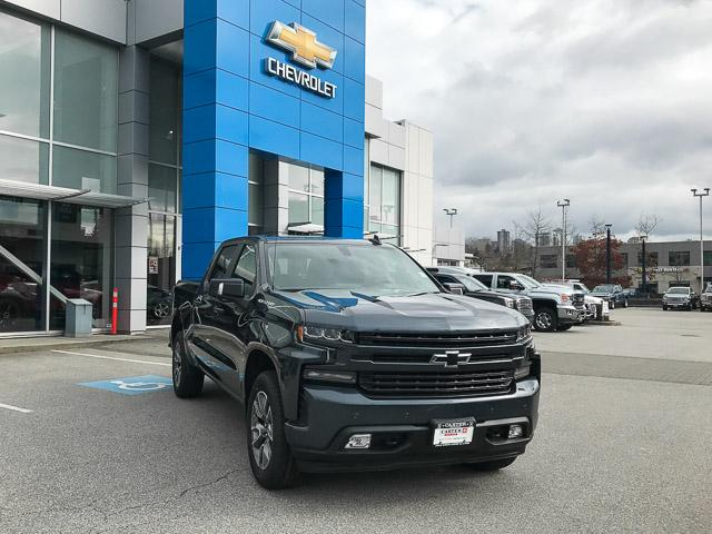 2019 Chevrolet Silverado 1500 RST (Stk: 9L64088) in North Vancouver - Image 2 of 13