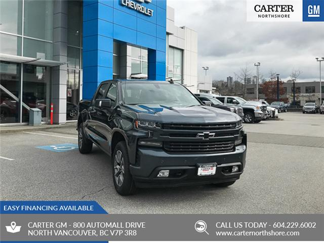 2019 Chevrolet Silverado 1500 RST (Stk: 9L64088) in North Vancouver - Image 1 of 13