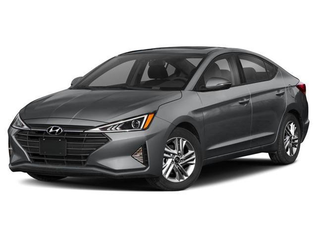 2019 Hyundai Elantra Preferred (Stk: 15977) in Thunder Bay - Image 1 of 9
