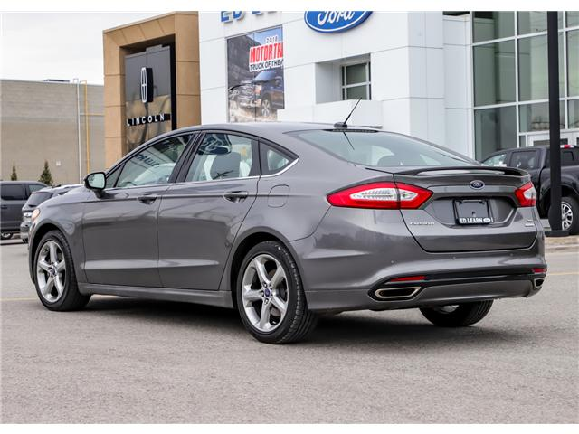 2014 Ford Fusion SE (Stk: 18ES550T) in  - Image 2 of 22