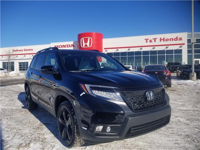 2019 Honda Passport Touring (Stk: 2190634) in Calgary - Image 1 of 10