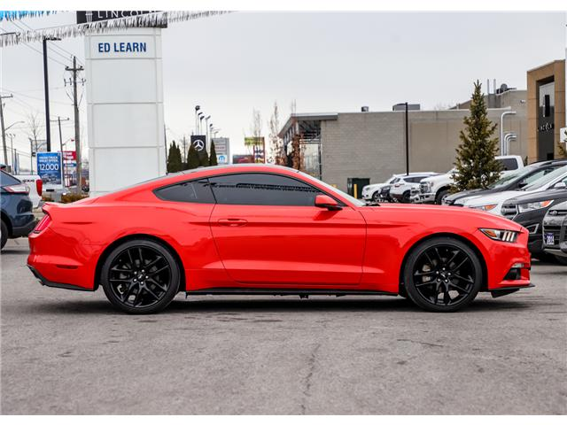 2016 Ford Mustang EcoBoost Premium (Stk: 19F1245T1) in  - Image 2 of 27