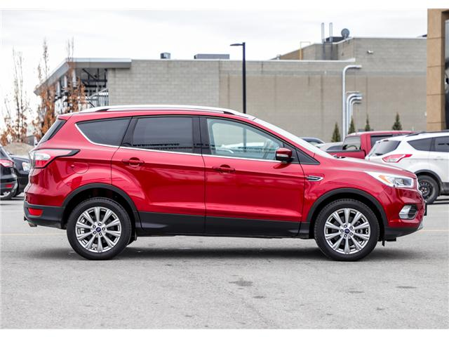 2017 Ford Escape Titanium (Stk: 802692) in  - Image 2 of 28