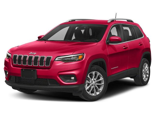 2019 Jeep Cherokee Trailhawk (Stk: 191252) in Thunder Bay - Image 1 of 9