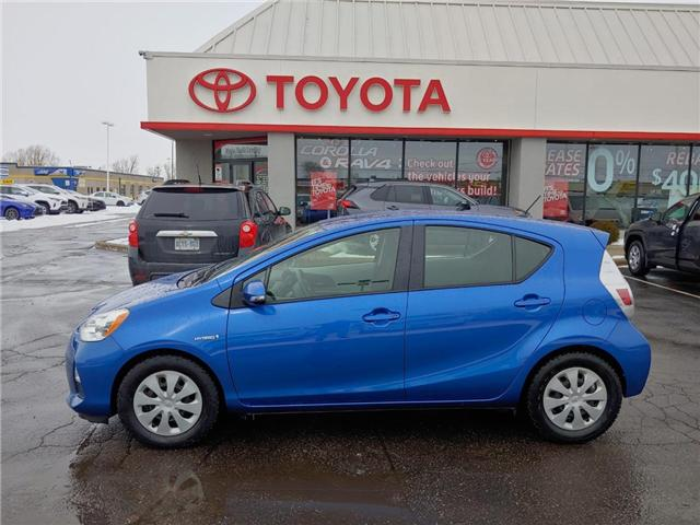 2013 Toyota Prius C  (Stk: 1811941) in Cambridge - Image 1 of 13