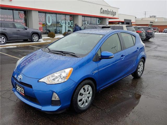 2013 Toyota Prius C  (Stk: 1811941) in Cambridge - Image 2 of 13