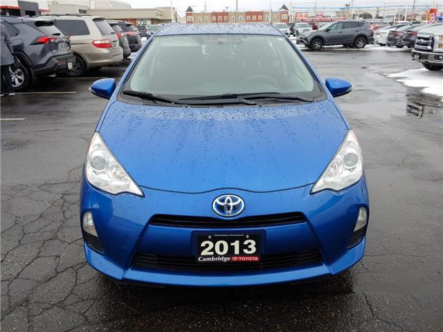 2013 Toyota Prius C  (Stk: 1811941) in Cambridge - Image 3 of 13