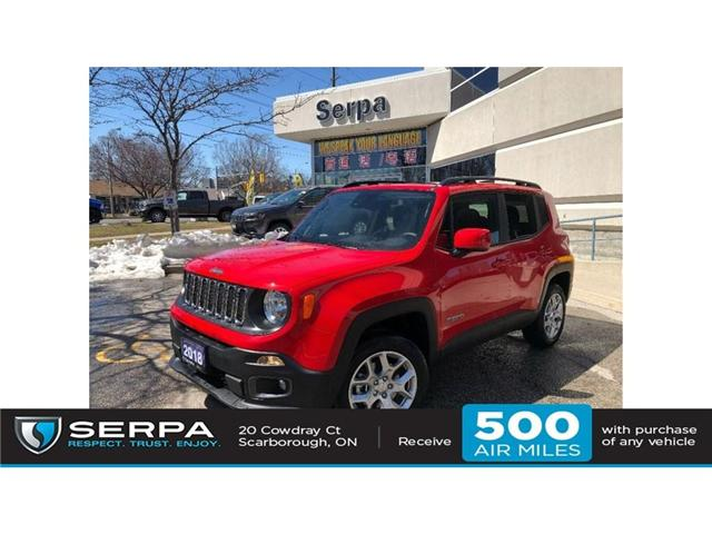 2018 Jeep Renegade North (Stk: 184073) in Toronto - Image 1 of 17