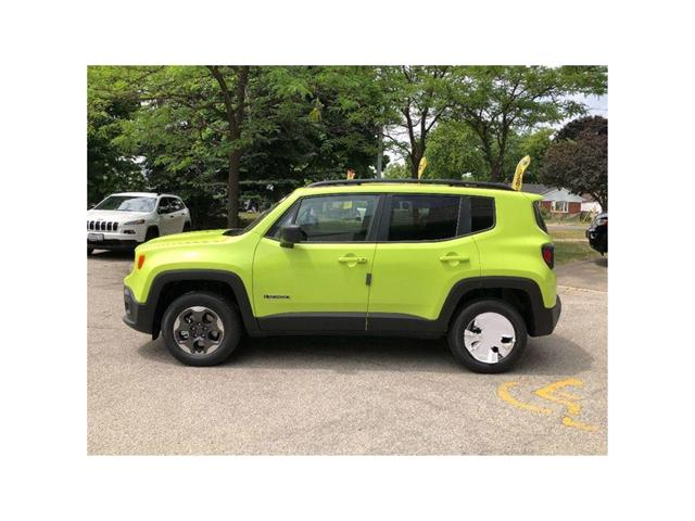 2018 Jeep Renegade Sport (Stk: 184093) in Toronto - Image 2 of 17