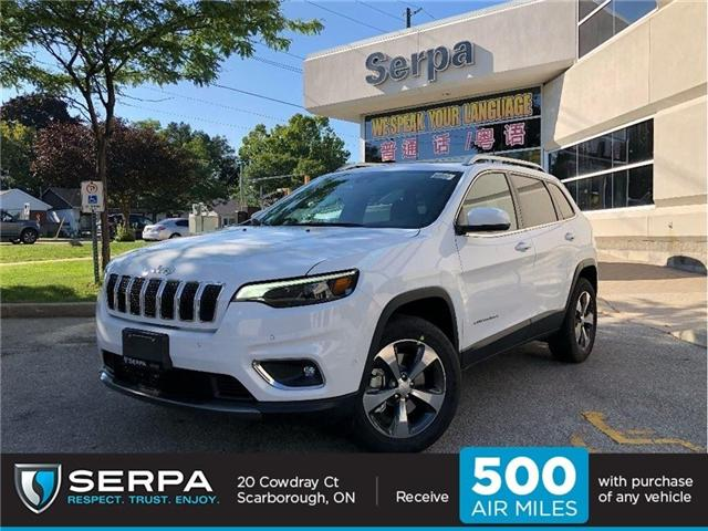 2019 Jeep Cherokee Limited (Stk: 194029) in Toronto - Image 1 of 22
