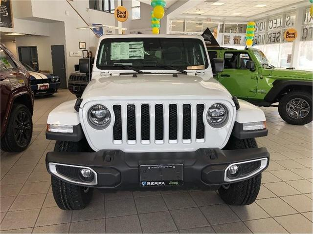 2019 Jeep Wrangler Unlimited Sahara (Stk: 194075) in Toronto - Image 2 of 17