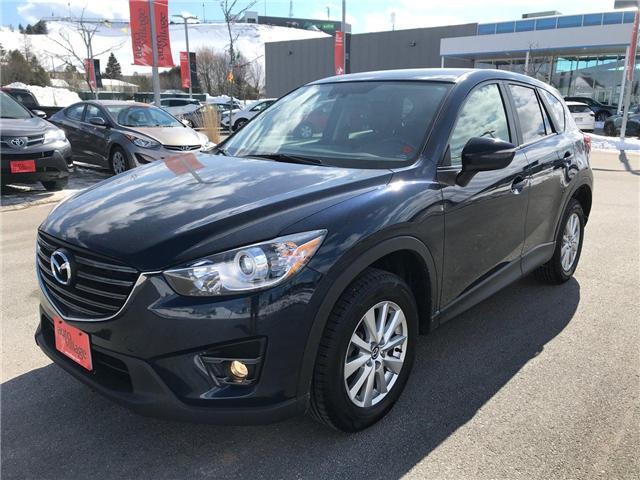 2016 Mazda CX-5 GS (Stk: P606087) in Saint John - Image 1 of 39