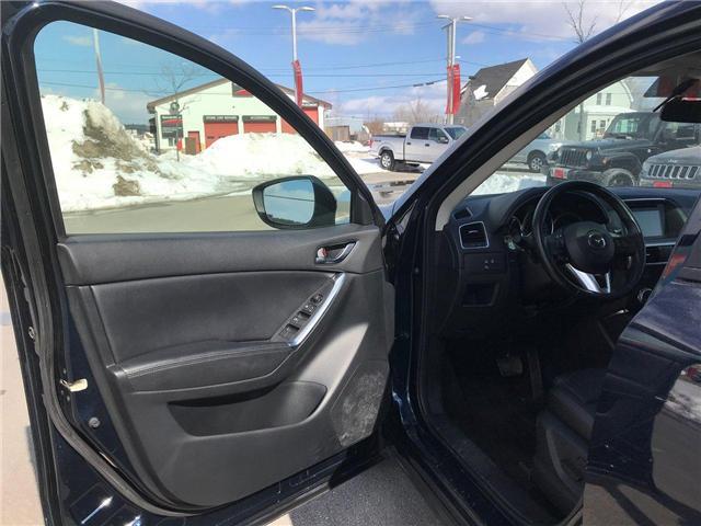 2016 Mazda CX-5 GS (Stk: P606087) in Saint John - Image 12 of 39