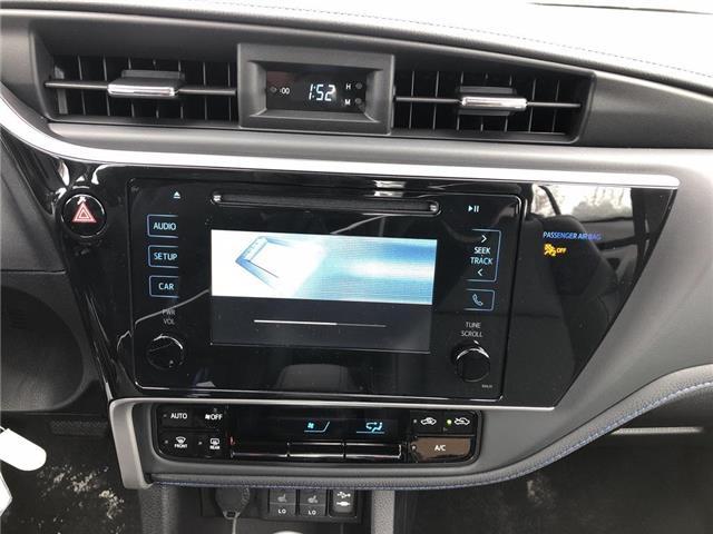 2019 Toyota Corolla SE (Stk: 30028) in Aurora - Image 13 of 15