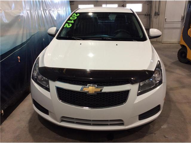 2012 Chevrolet Cruze LT Turbo (Stk: 18310A) in Montmagny - Image 1 of 23