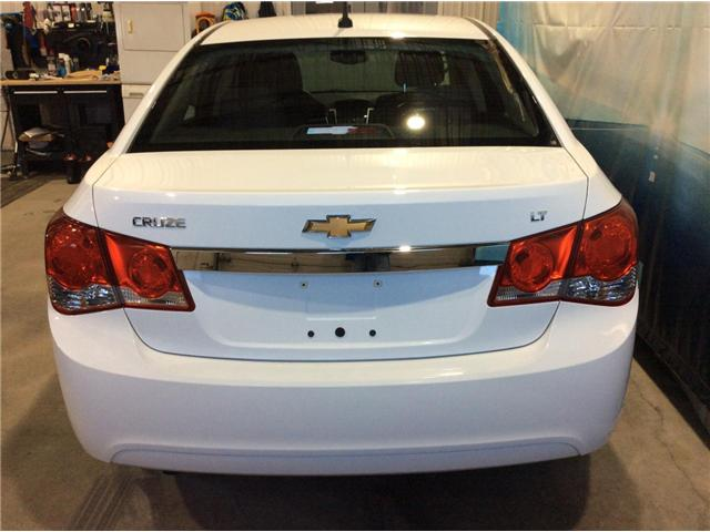 2012 Chevrolet Cruze LT Turbo (Stk: 18310A) in Montmagny - Image 4 of 23