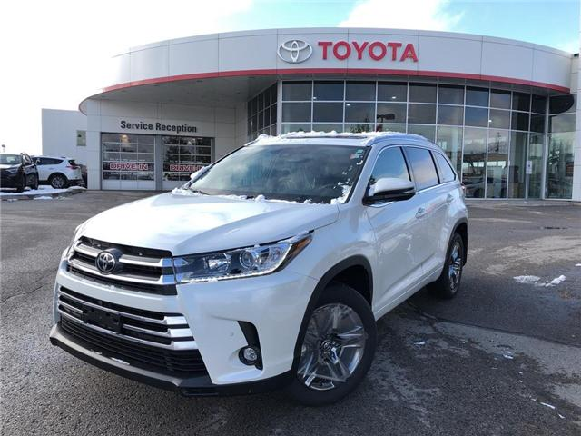 2019 Toyota Highlander Limited (Stk: 30433) in Aurora - Image 1 of 18