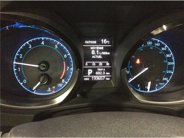 2014 Toyota Corolla S (Stk: 18302A) in Montmagny - Image 9 of 19