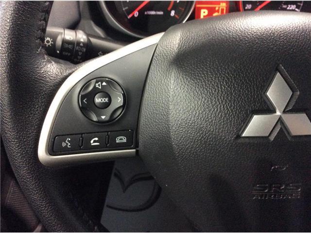 2015 Mitsubishi RVR SE (Stk: 18350A) in Montmagny - Image 10 of 18