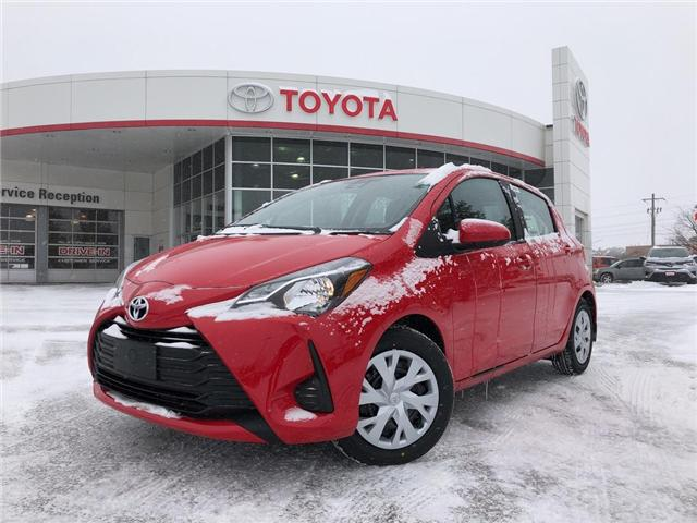 2019 Toyota Yaris LE (Stk: 30596) in Aurora - Image 1 of 15