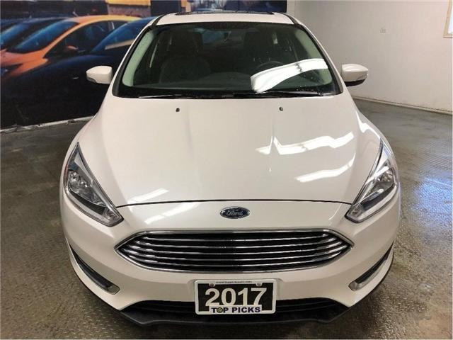 2017 Ford Focus Titanium (Stk: 220301) in NORTH BAY - Image 2 of 25