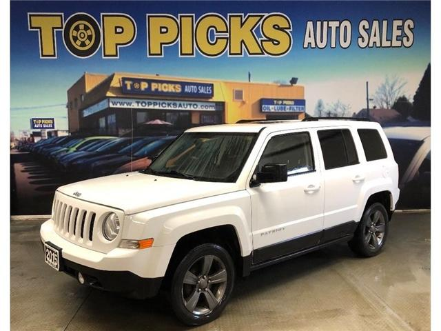 2015 Jeep Patriot Sport/North (Stk: 226008) in NORTH BAY - Image 1 of 26