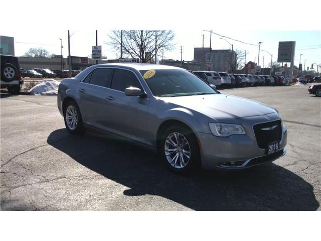 2016 Chrysler 300 Touring (Stk: 19696A) in Windsor - Image 2 of 14