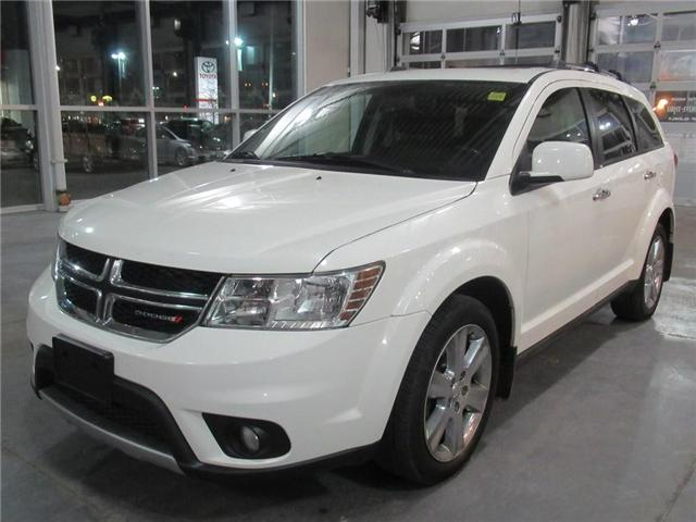 2013 Dodge Journey R/T, BACK UP CAM, PUSH START! (Stk: 9502344B) in Brampton - Image 1 of 29