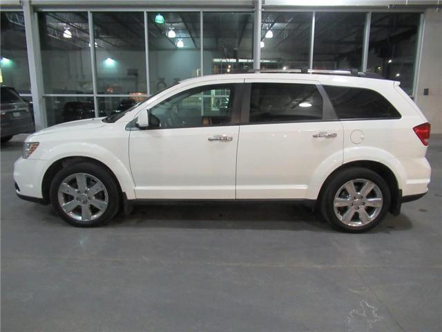 2013 Dodge Journey R/T, BACK UP CAM, PUSH START! (Stk: 9502344B) in Brampton - Image 2 of 29
