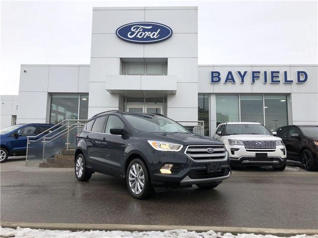 2019 Ford Escape SEL (Stk: ES19337) in Barrie - Image 1 of 25