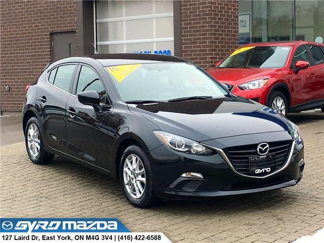 2015 Mazda Mazda3 GS (Stk: 28607) in East York - Image 1 of 30