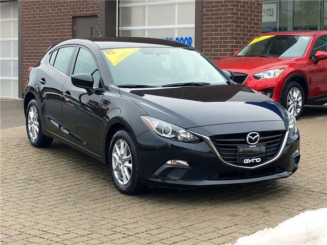 2015 Mazda Mazda3 GS (Stk: 28607) in East York - Image 2 of 30