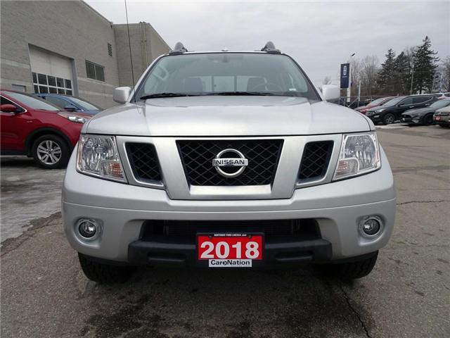 2018 Nissan Frontier PRO-4X | NAV | PWR HTD LEATHER | SUN ROOF | (Stk: DR69) in Brantford - Image 2 of 30