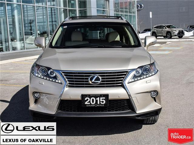 2015 Lexus RX 350 Touring (Stk: UC7640) in Oakville - Image 2 of 24
