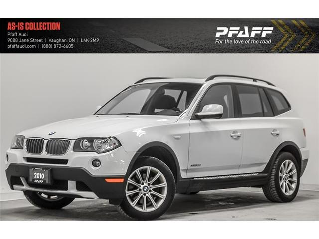 2010 BMW X3 xDrive28i (Stk: C6513A) in Vaughan - Image 1 of 19